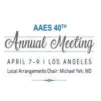 2019 American Association of Endocrine Surgeons (AAES) 40th Annual Meeting