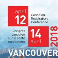Canadian Respiratory Conference (CRC) 2018