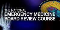 23rd Annual - The National Emergency Medicine Board Review Course - Las Vegas (Feb, 2019)