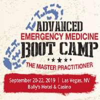 Advanced Emergency Medicine Boot Camp 2019