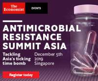 Antimicrobial Resistance Summit Asia 2019