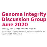 Genome Integrity Discussion Group June 2020
