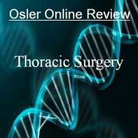 Thoracic Surgery 2019 Online Review Course