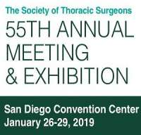 The Society of Thoracic Surgeons (STS) 55th Annual Meeting