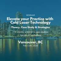 Seminar: Elevate your practice with Cold Laser Technology: Theory, Case Study & Strategies