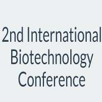 2nd International Biotechnology Conference (IBCG 2019)