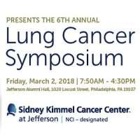 6th Annual Lung Cancer Symposium