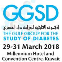 Gulf Group for the Study of Diabetes (GGSD) Diabetes 2018 & Beyond