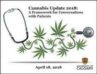 In Person - Cannabis Update 2018: A Framework for Conversations with Patien