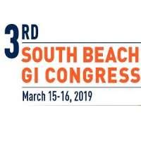 3rd South Beach GI Congress 2019, Eden Roc Miami Beach