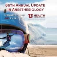 66th Annual Update in Anesthesiology