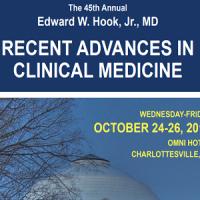 2018 45th Annual Edward W. Hook, Jr. MD Recent Advances in Clinical Medicin