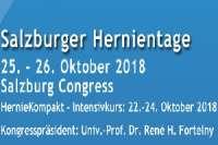 Salzburg Hernientage 2018 Conference