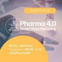 Pharma 4.0 Smart Manufacturing Summit