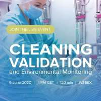 Cleaning Validation and Environmental Monitoring