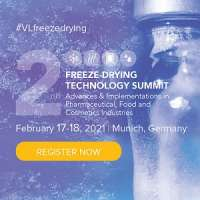 2nd Freeze-Drying Technology Summit
