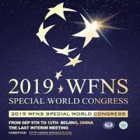 2019 World Federation of Neurosurgical Societies (WFNS) Special World Congr