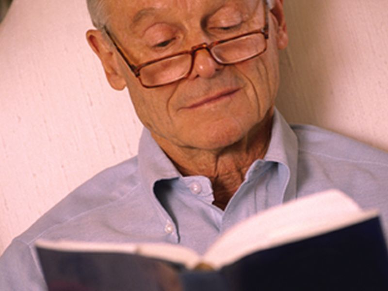 Declines in Vision Tied to Age-Related Cognitive Decline