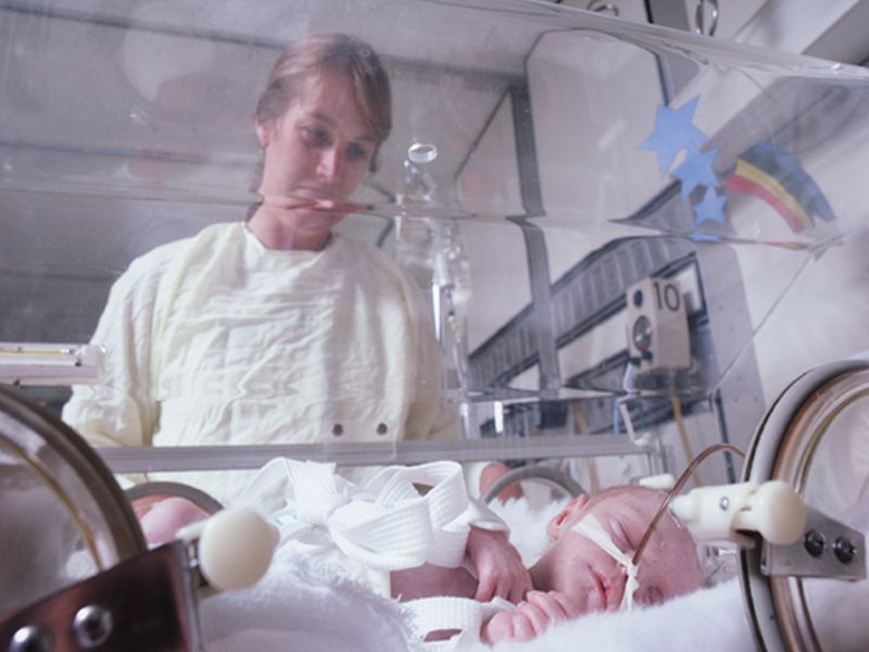 QOL Not Impaired for Parents of Now-Adults Born Very Preterm
