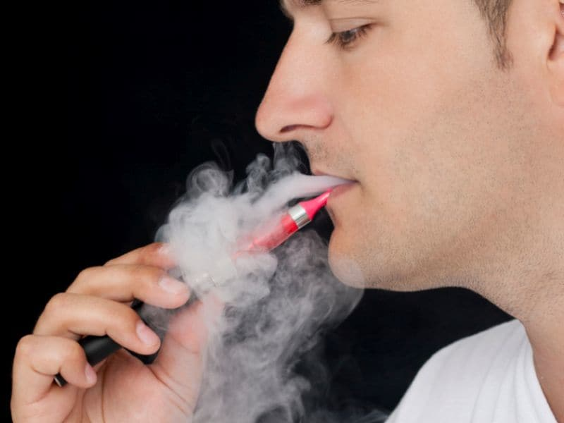 Sales of Flavored E-Cigarette Products Up Since 2012
