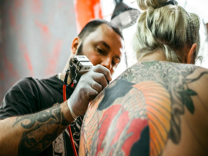 Tattoo Pigment Hypersensitivity Can Mimic Lymphoma