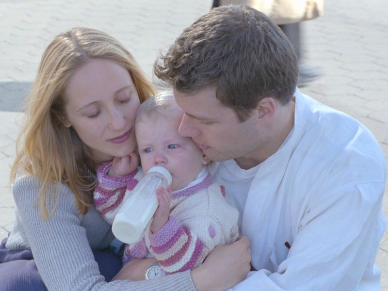 Prevalence of Depression 4.4 Percent Among Dads of Infants