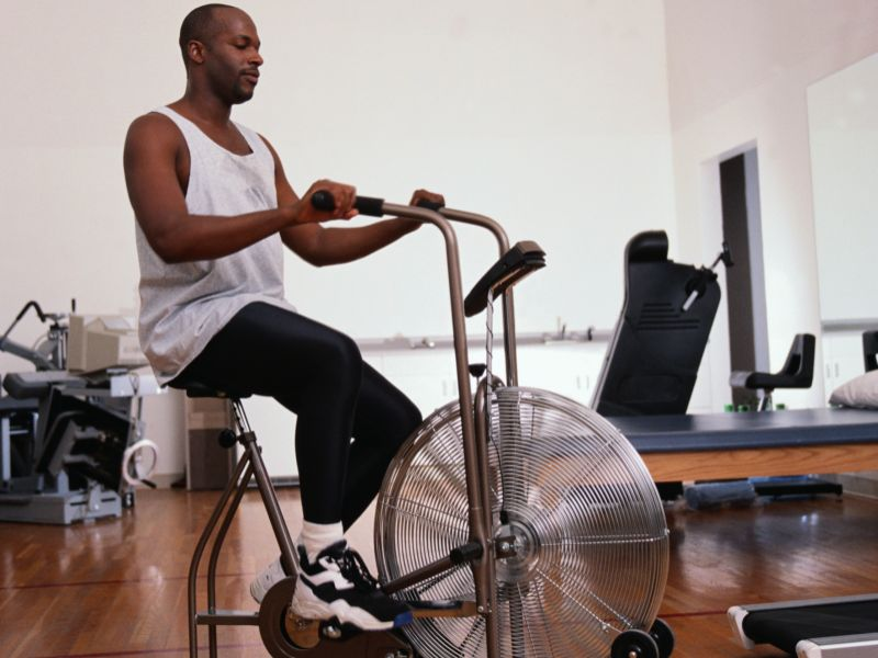 Only One-Third of Heart Attack Patients Enter Cardiac Rehab
