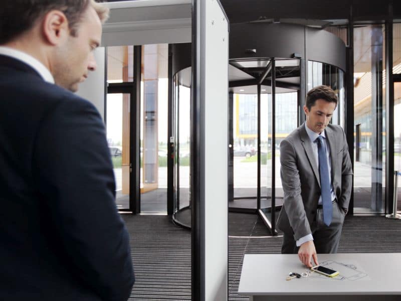 High-Touch Surfaces at Airports Often Covered in Pathogens