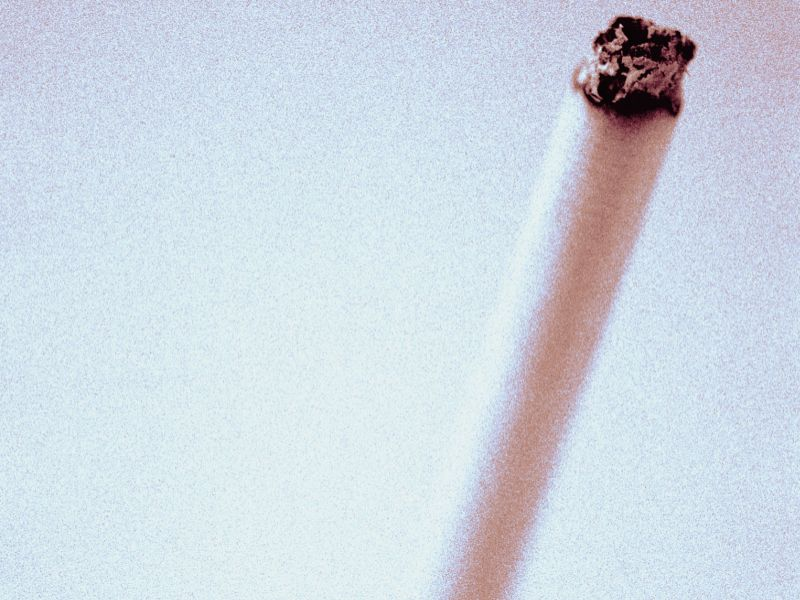 Heart Disease, Stroke Risk Up Even Smoking 1 Cigarette/Day
