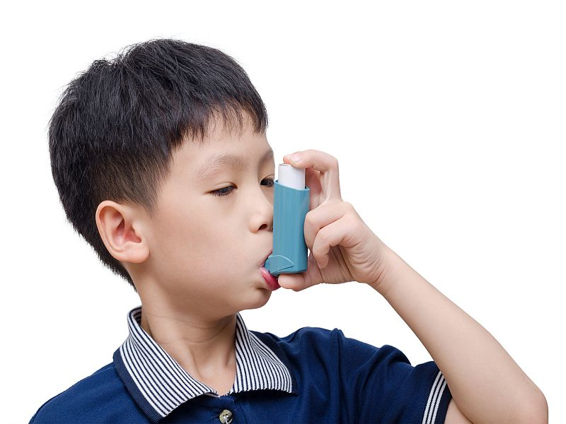 Quintupled Glucocorticoid Dose No Help in Pediatric Asthma