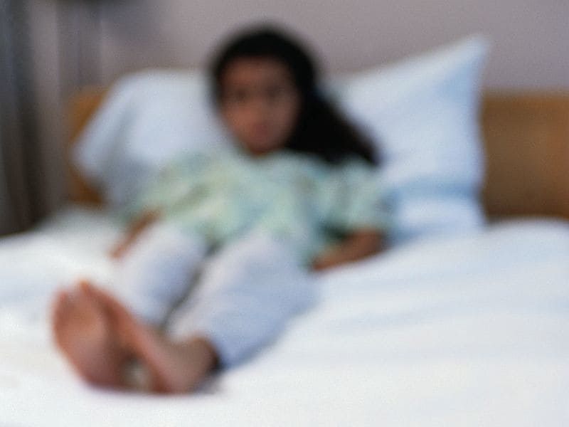 Pediatric Ward Noise at Night Exceeds Recommended Levels