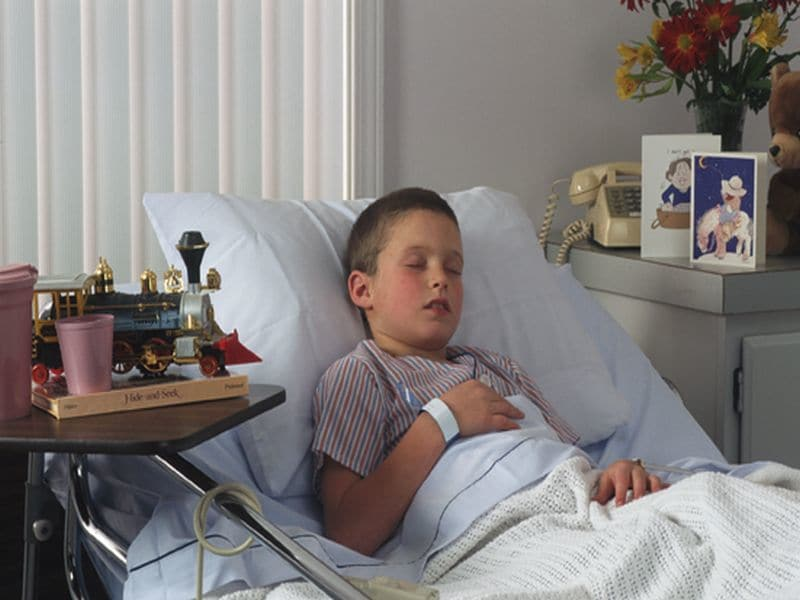 Doctors Key in Care Coordination for Pediatric Inpatients