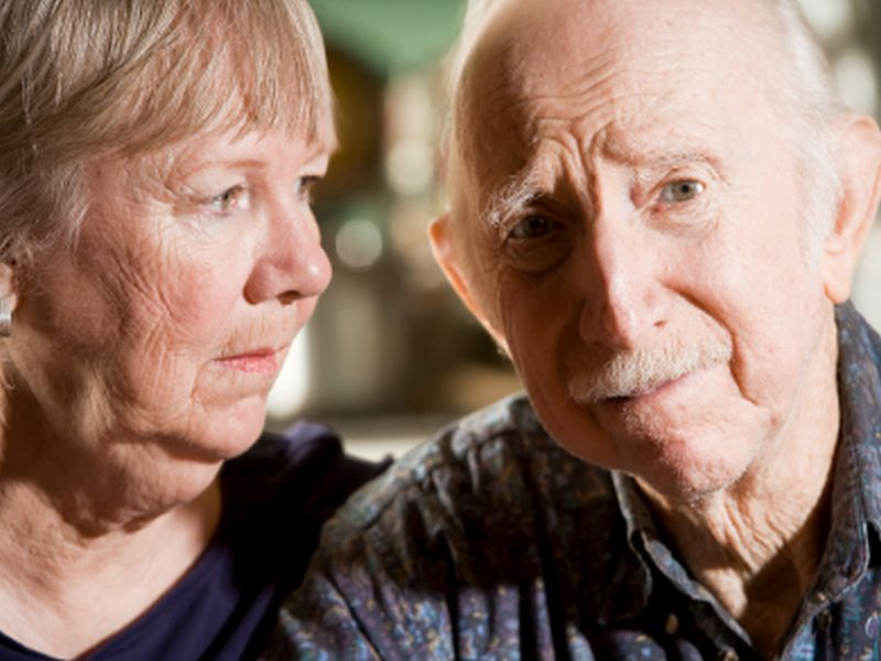 Spousal Caregiver Well-Being Tied to Recipient Health Expenses