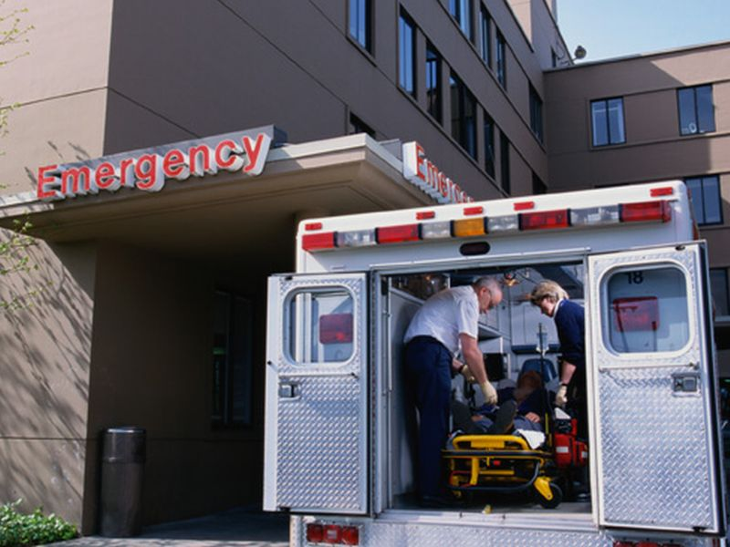 Electronic Triage System Risk-Stratifies ER Patients