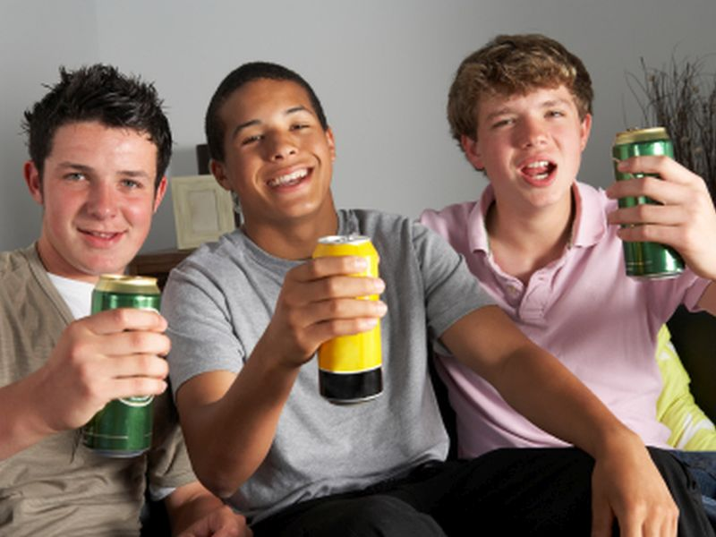 Parental Supply of Alcohol to Adolescents Is Harmful