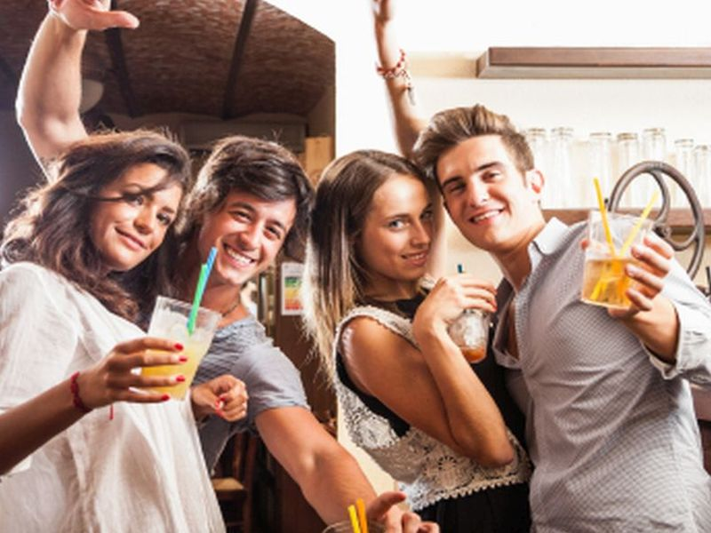 High-Risk Typologies for Heavy Drinking ID'd in Underage Women