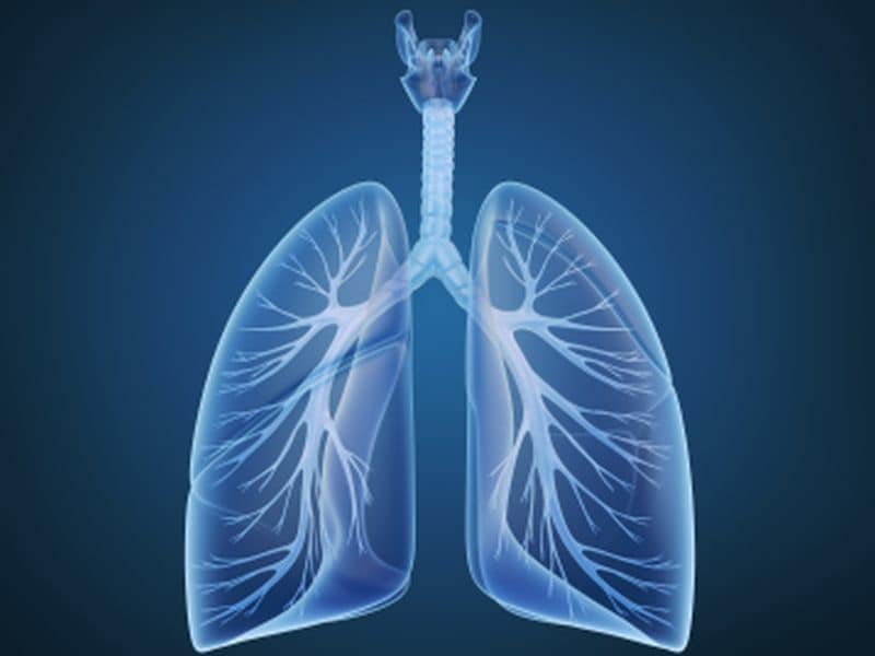 Chronic Vaping Exerts Biological Effects on Lung
