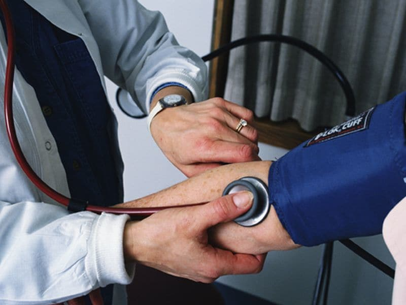 Positive Link for BMI and Blood Pressure in Chinese Population