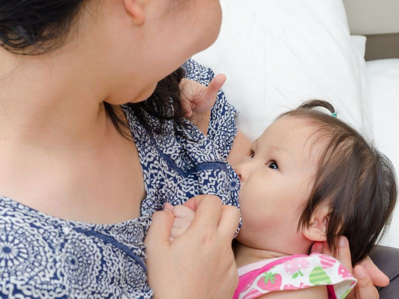 Lactation Duration Linked to Reduced Incidence of Diabetes