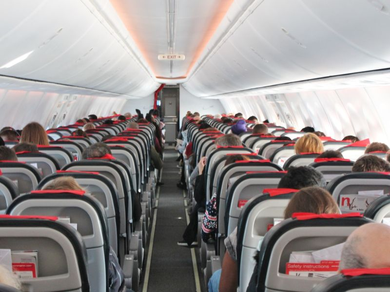 Higher Rates of Cancers Observed Among Flight Attendants