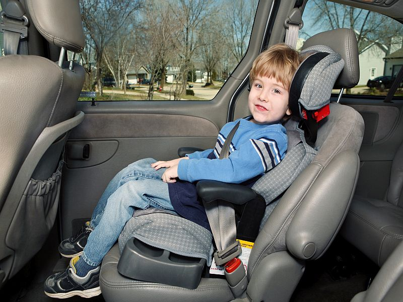AAP: Some Improvement in Child Passenger Safety Practices