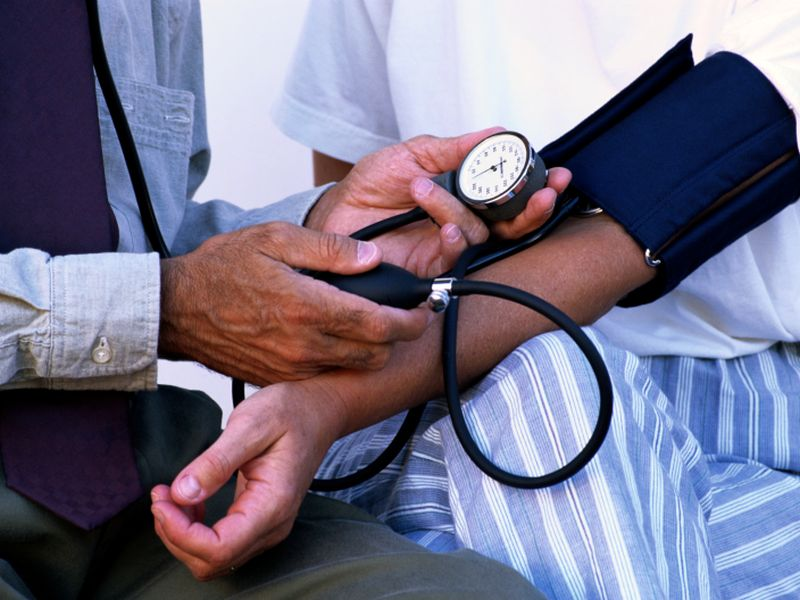 Younger Adults, Especially Men, Lag in HTN Treatment, Control