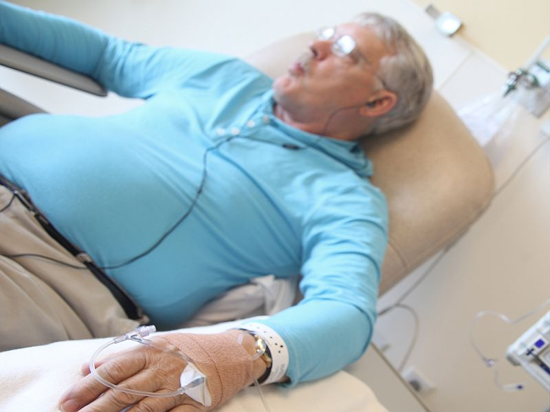 Chemo Plus Hyperthermia Active in Advanced Pancreatic Cancer