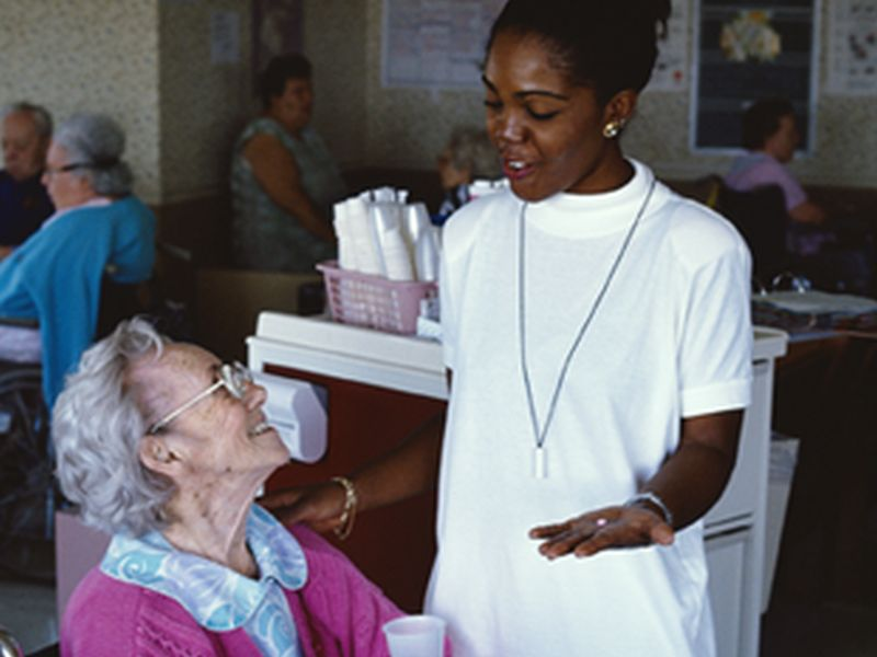 Nursing Homes Rarely Use Isolation for Drug-Resistant Bugs