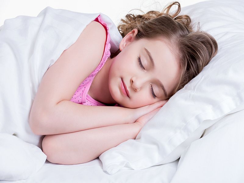 Sleep Duration Inversely Linked to Risk Markers of T2DM in Kids