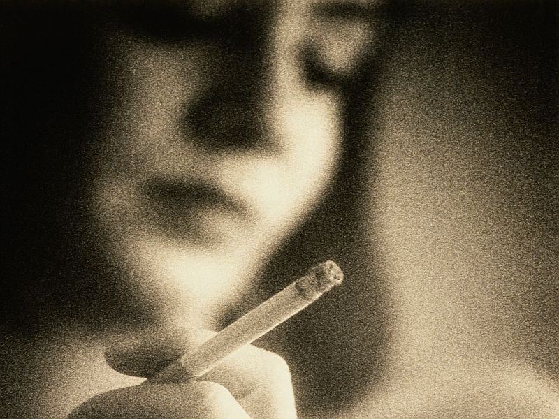 Smoking During Pregnancy Up Among Women With Depression