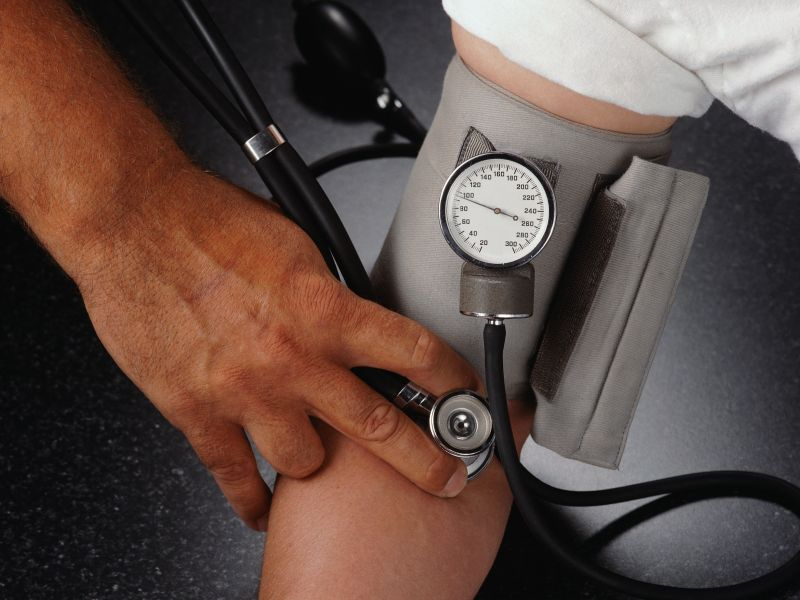 Intensive Blood Pressure Tx Aids Those With Prediabetes