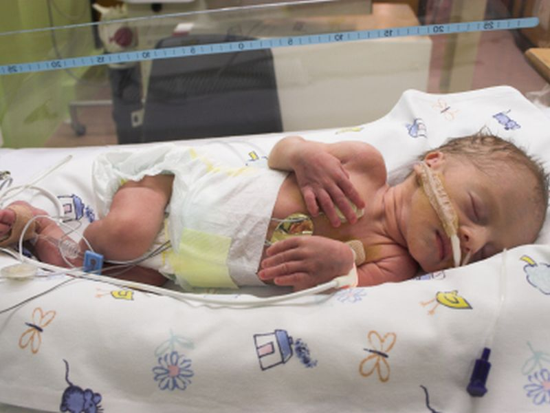 Increase in Survival Without Severe Disability for Preemies