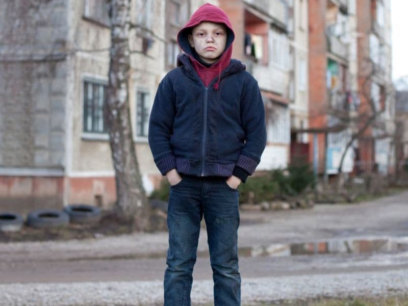 Childhood Poverty Can Affect Cognitive Skills in Old Age
