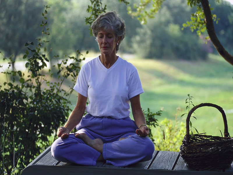 Meditation May Help With Cardiovascular Risk Reduction